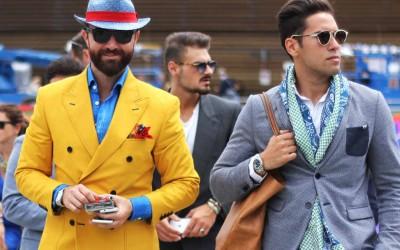 Männermode: Trends Frühling-Sommer 2016