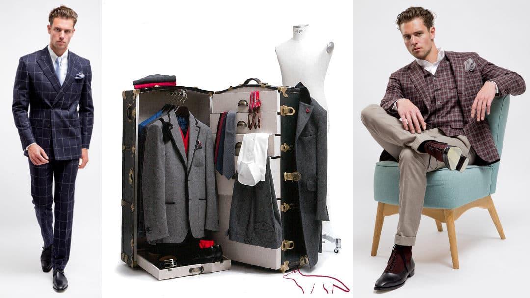 quality design 2ea91 16223 Herrengarderobe Grundausstattung: Tipps zu Männerkleidung ...